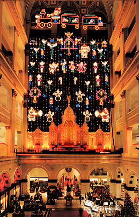 friends of the wanamaker organ - Is Macys Open On Christmas