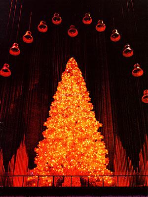 Wanamaker Magic Christmas Tree